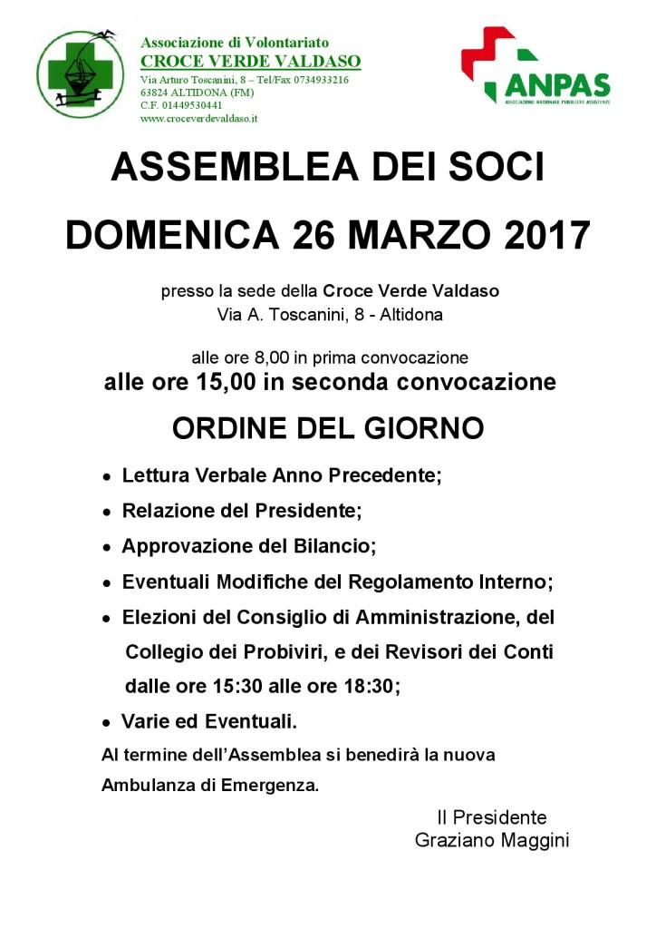 Volantino 26 Marzo 2017-001